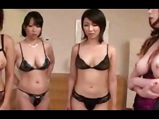 Paradise in Japan: Tit Attack